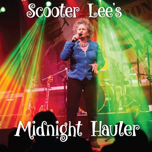 Album Cover: Scooter Lee - Midnight Hauler