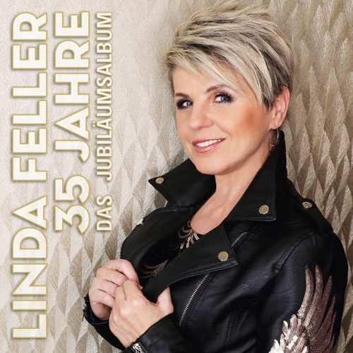 CD Cover: Linda Feller 35 Jahre - Das Jubiläumsalbum