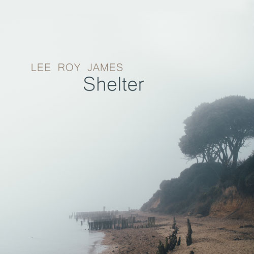 CD-Cover Lee Roy James Shelter